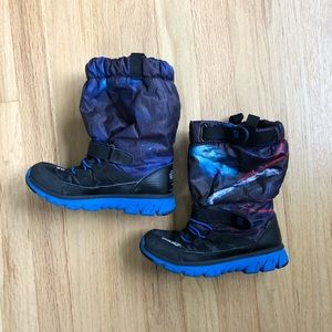 Stride Rite Made 2 Play Star Wars Boots